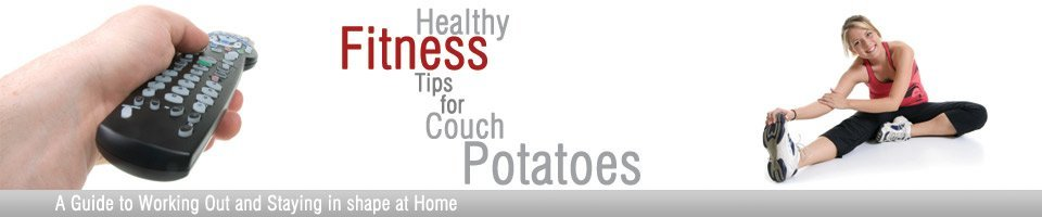 Couch Potato Exercise Guide Header