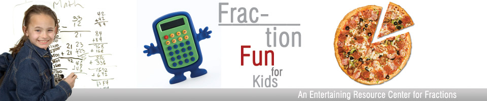 Fraction Fun for Kids Header