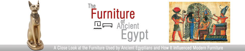 Furniture of Ancient Egypt Header