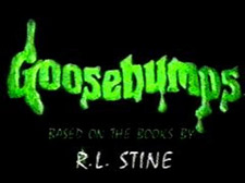 Goosebumps TV Show Logo