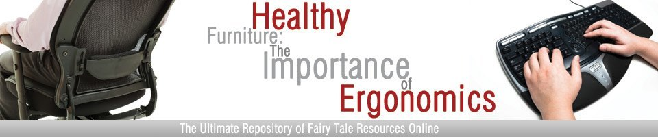 Healthy Furniture Through Ergonomics Header