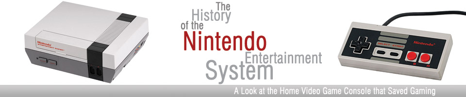 History of the Nintendo NES Header