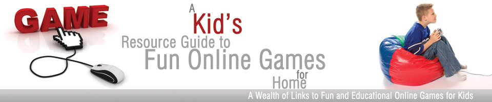 Kids Online game Resource Header