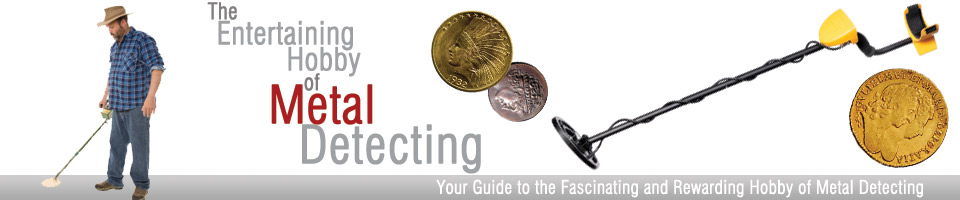 Guide to Metal Detecting Header