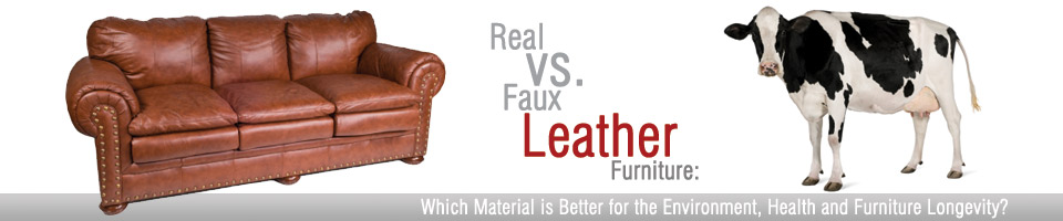 Real vs Faux Leather Header  sc 1 st  Sofas and Sectionals & Real vs. Faux Leather Sofas - Whatu0027s | Sofas and Sectionals