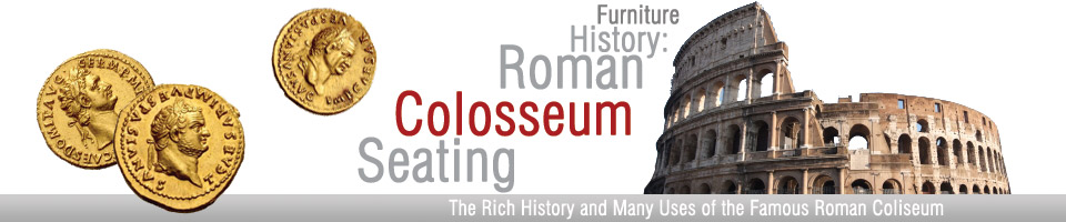 Roman Coliseum Seating Header