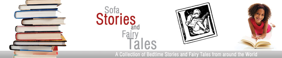 Sofa Stories and Fairy Tales Header