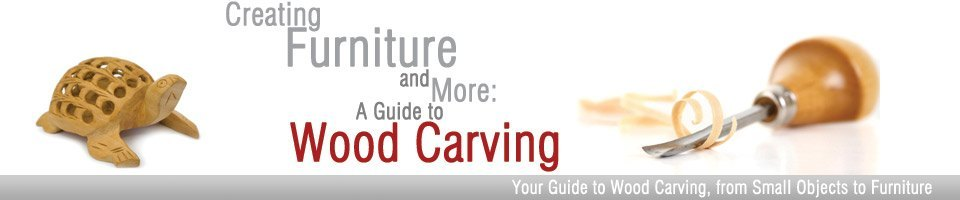 Guide to woodcarving Header