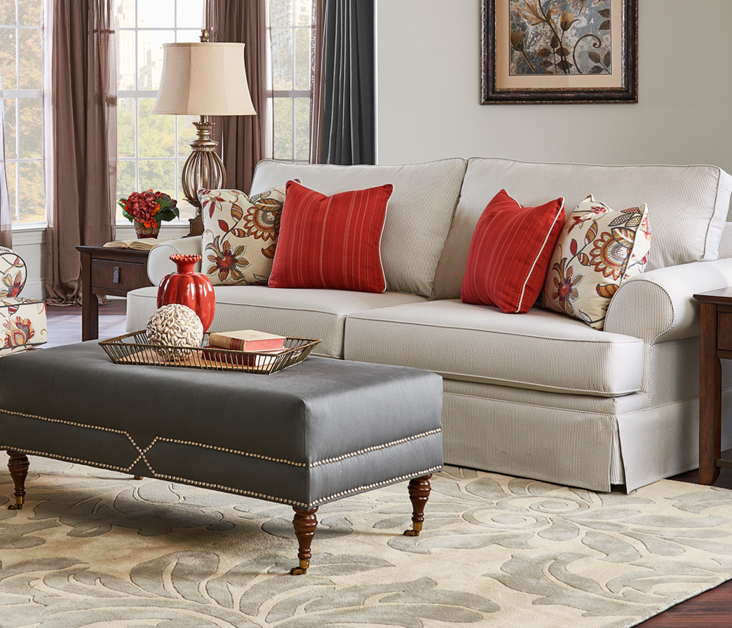 Sofas and Sectionals Couch with Recliners