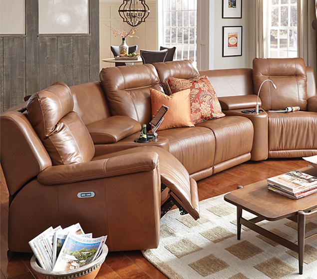 SHOP SECTIONALS : sectional sofas recliners - Sectionals, Sofas & Couches